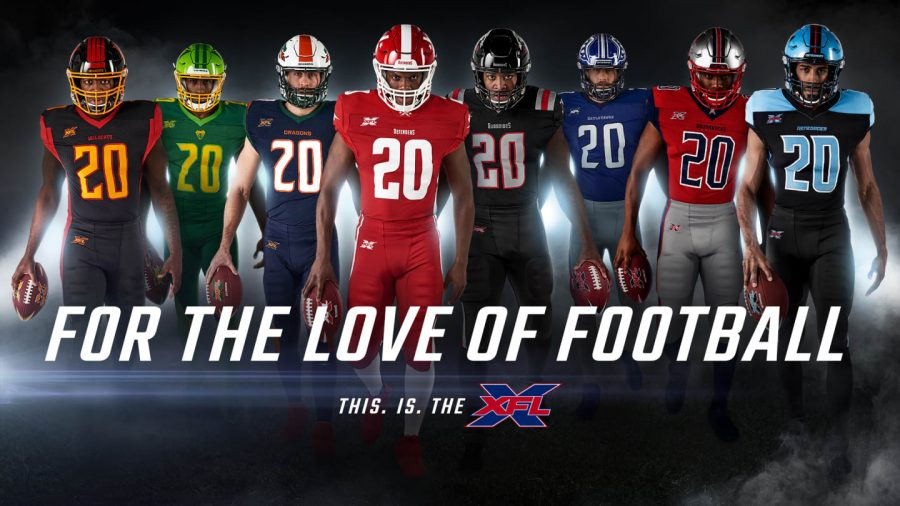 New and Improved: The XFL Takes on Football