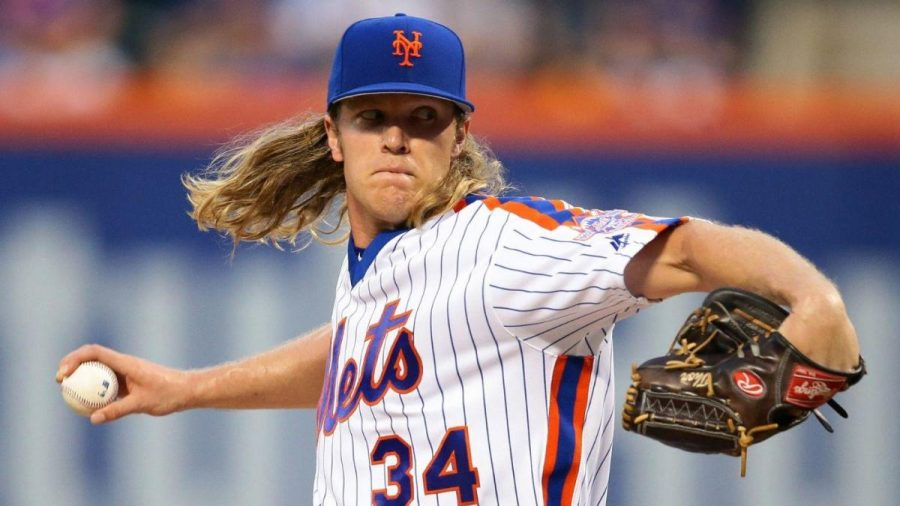 "Noah Syndergaard Undergoes ""Tommy John"" Surgery"