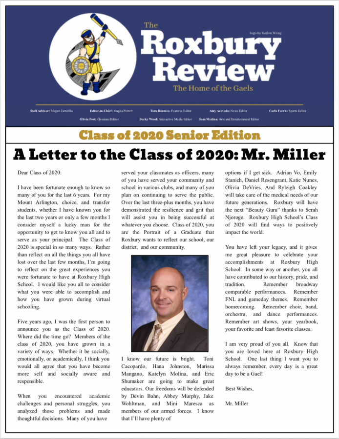 June 2020: Senior Edition
