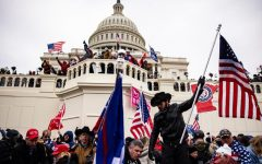 Protesters Take Over US Capitol