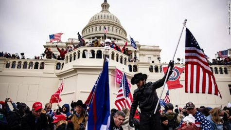 Opinion: Riots at the U.S. Capitol