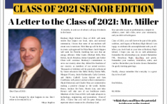 Class of 2021 Senior Edition
